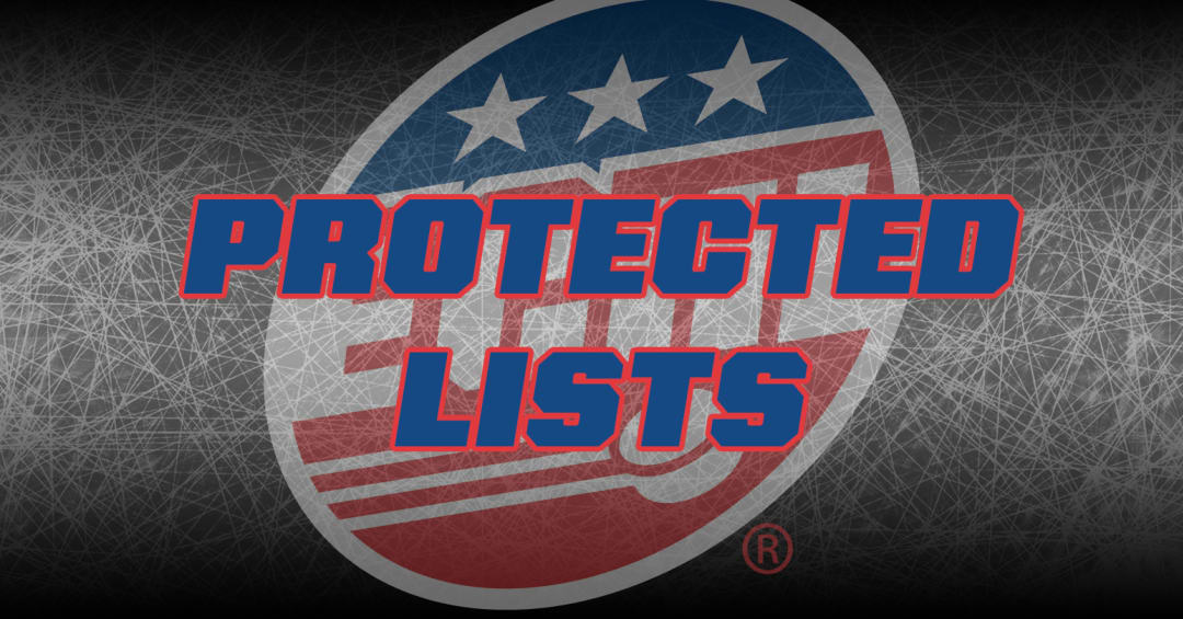 echl protected lists.