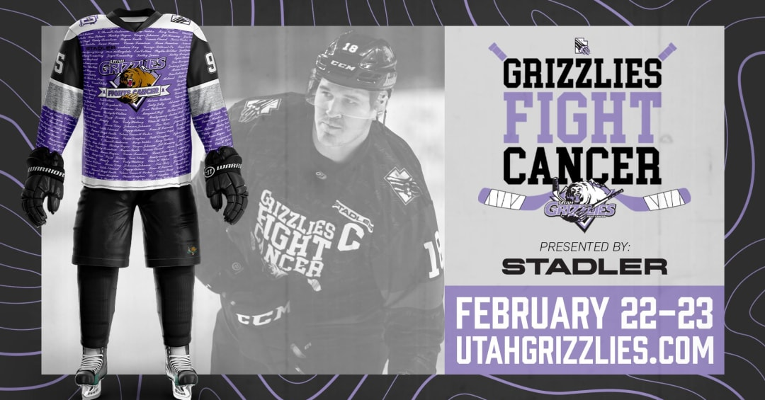 Grizzlies To Host 3rd Annual Fight Cancer Weekend